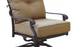 Aluminum Patio Rocking Chairs