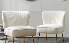 Erasmus Velvet Side Chairs (set of 2)