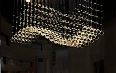 Modern Chandeliers for Low Ceilings