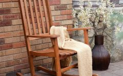 Small Patio Rocking Chairs