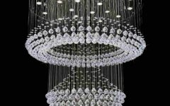 Sparkly Chandeliers