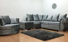 Corner Sofa And Swivel Chairs