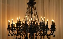 Candle Look Chandeliers