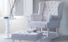 Rocking Chairs for Nursery