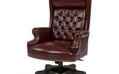 High Back Executive Office Chairs