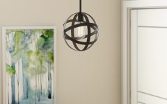Prange 1-Light Single Globe Pendants